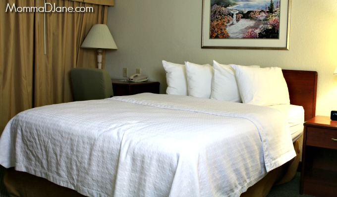 Homewood Suite Bedroom
