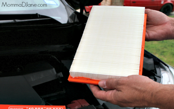 new air filter for Nissan