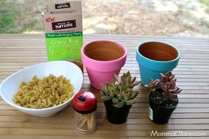Back to Nature Garden Pot Supplies