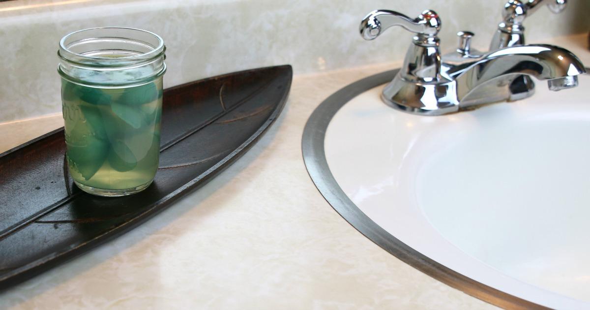 diy bathroom air freshener  life family joy