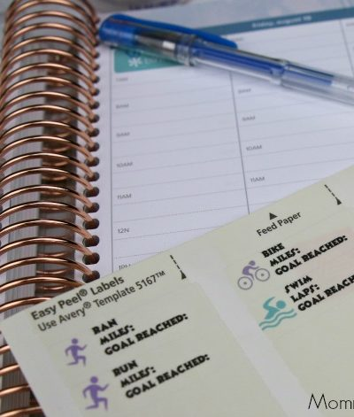 How to Track Daily Fitness Goals – Free Printable Planner Stickers