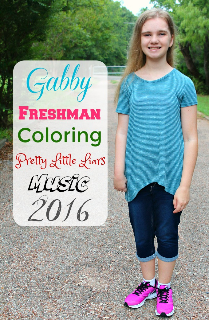 Gabby's First Day of School 2016