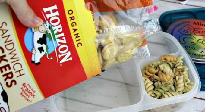Horizon Organic Crackers