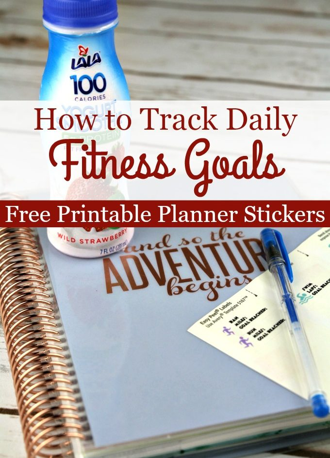 How to Track Daily Fitness Goals