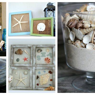 Beautiful Seashell Crafts
