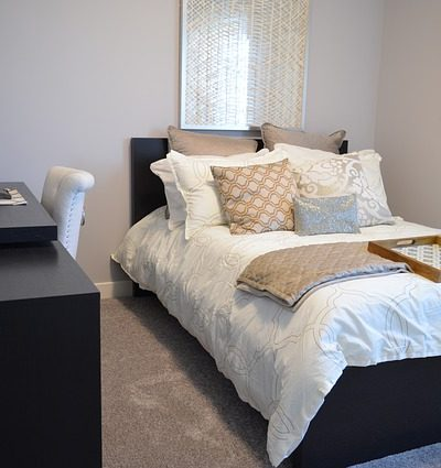 Redesign Your Bedroom to Look Spacious With These Tips