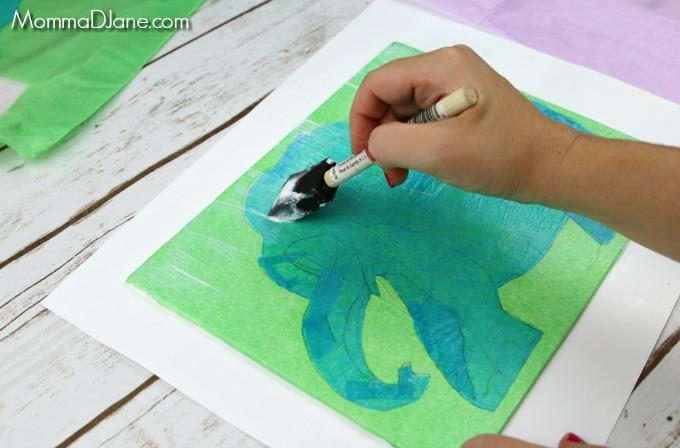 paint mod podge