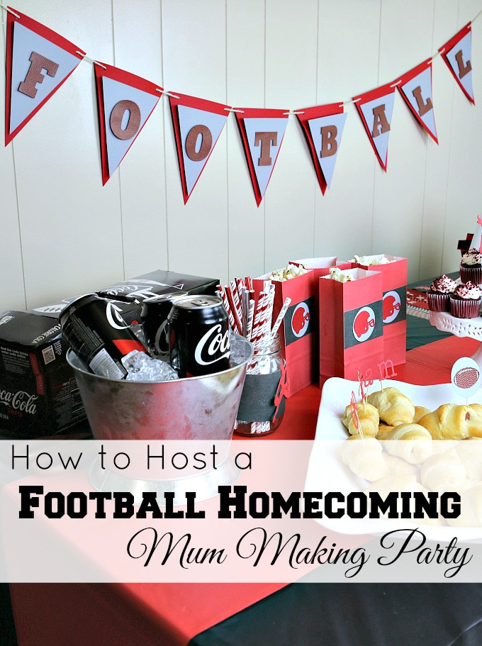 how-to-host-a-football-homecoming-mum-making-party