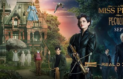 Miss Peregrine's Home for Peculiar Children in Theaters September 30th