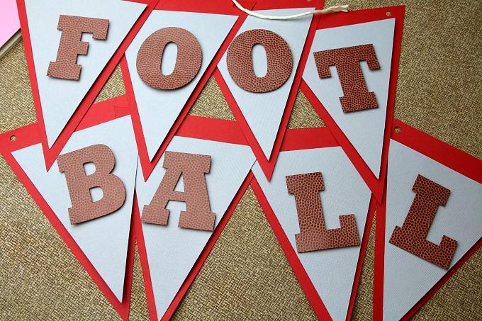 football-flag-banner