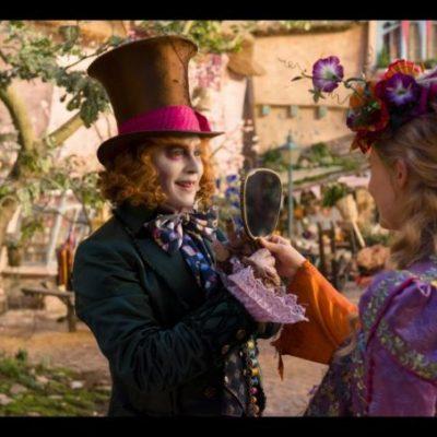 Disney's Alice Through the Looking Glass on Digital HD & Blu-ray