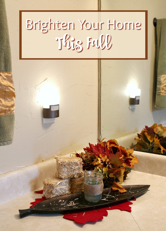 Brighten Your Home This Fall