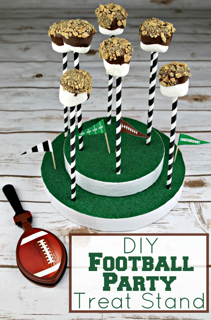diy-football-party-treat-stand