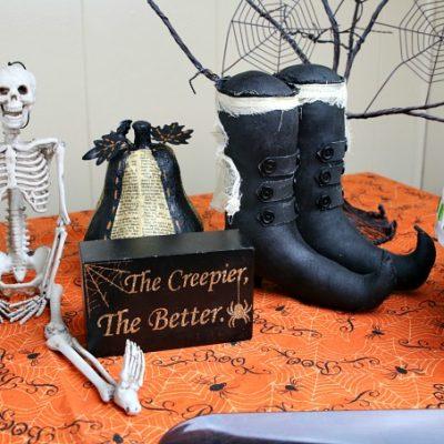 Host a Pumpkin Decorating Party