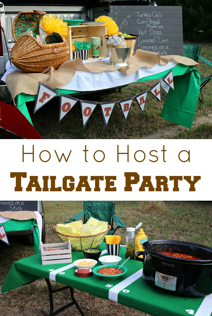 how-to-host-a-tailgate-party