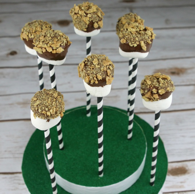 football-party-smores-on-a-stick