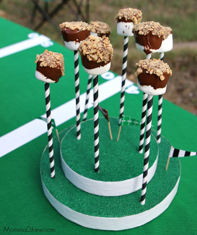 football-party-themed-dessert