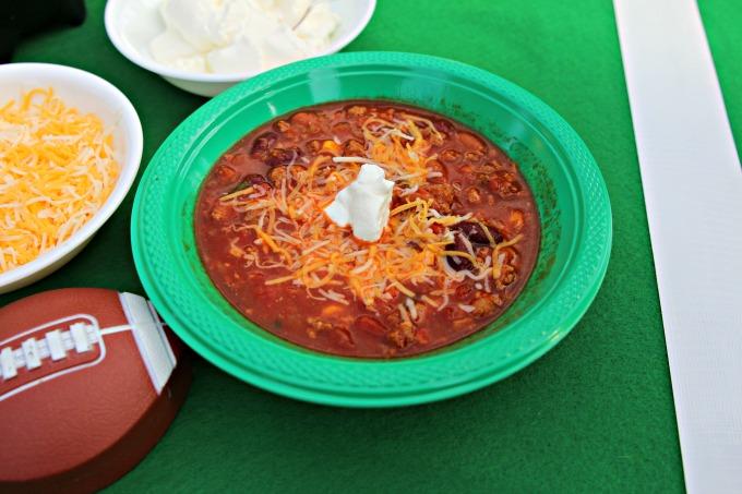 homemade-turkey-chili