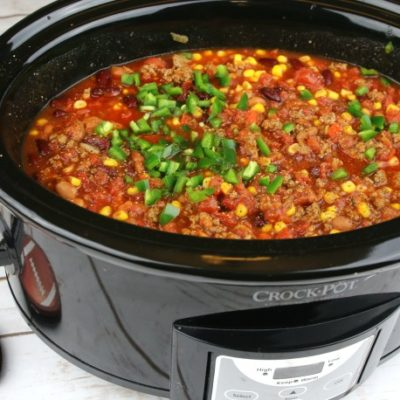 3 Easy and Stress-Free Crockpot Meals