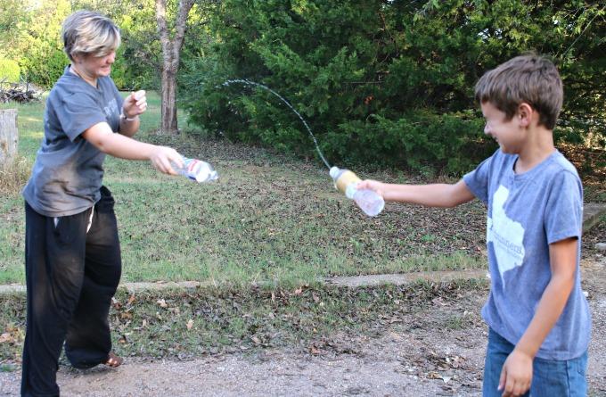 spraying-water