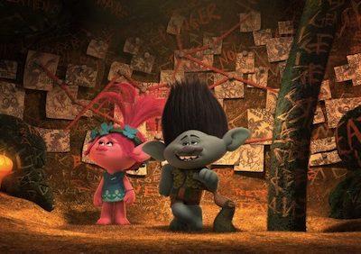 DreamWorks Trolls Movie + Yogurtland Gift Card Giveaway