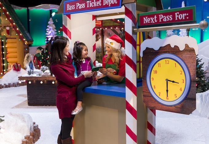 2015 Santa's Wonderland