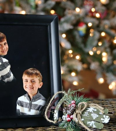 Christmas Photos with Portrait Innovations