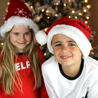Carter's Holiday Pajamas Christmas Tradition