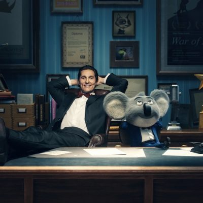 Illumination Presents SING in Theaters December 21 + Fandango Giveaway