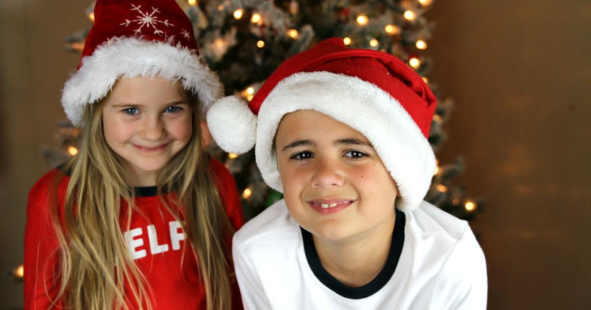 Carter's Holiday Pajamas Christmas Tradition - Life. Family. Joy
