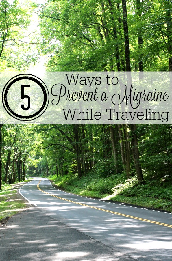 ways to prevent a migraine