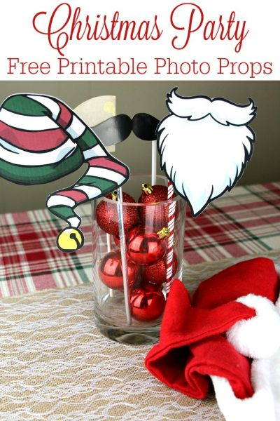 graphic regarding Free Printable Christmas Photo Booth Props referred to as printable image booth props Archives - Everyday living. Loved ones. Happiness