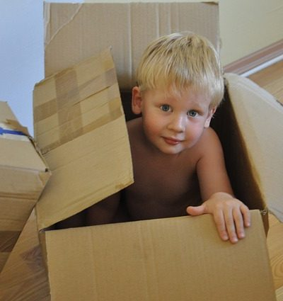 Baby on Board – A Helpful Guide to Moving With Young Children