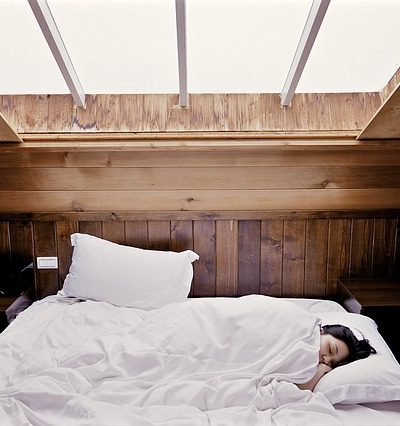 #Sleep: A Guide To Getting A Good Night's Rest