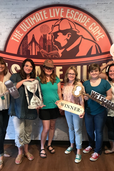 Escape Hunt Dallas – The Ultimate Live Escape Game
