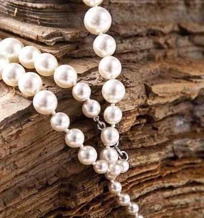 Restringing Pearls for Everyday Glamor