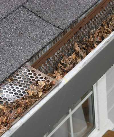 5 Tips to cleaning out leaves from your gutters