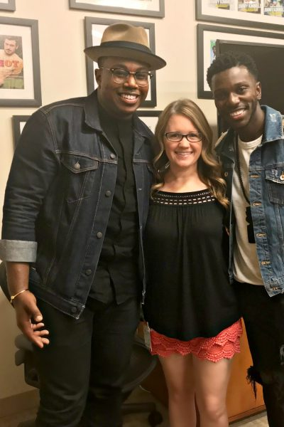 Exclusive Interview with Bernard D. Jones and Marcel Spears from ABC's #TheMayor