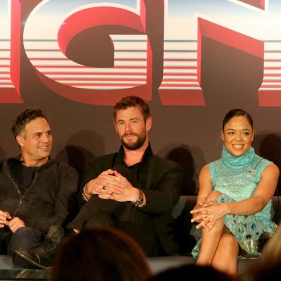 Thor: Ragnarok – Hear What the Cast Has to Say