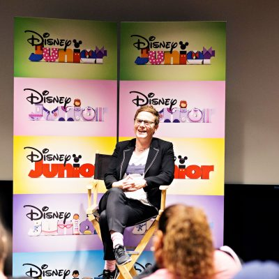 Exclusive Interview with Chris Nee – Creator of Disney Junior Vampirina