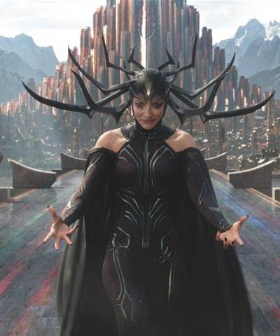 What Goes Into the Making of Marvel's First Cinematic Female Villain – Hela