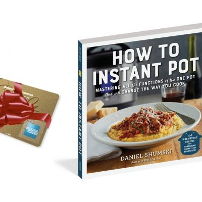 Learn How To Instant Pot + Giveaway