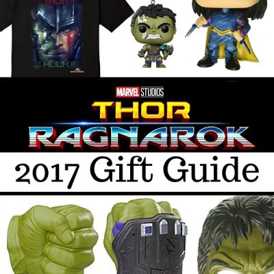 Thor: Ragnarok Gift Guide – 2017 Marvel Holiday Wishlist