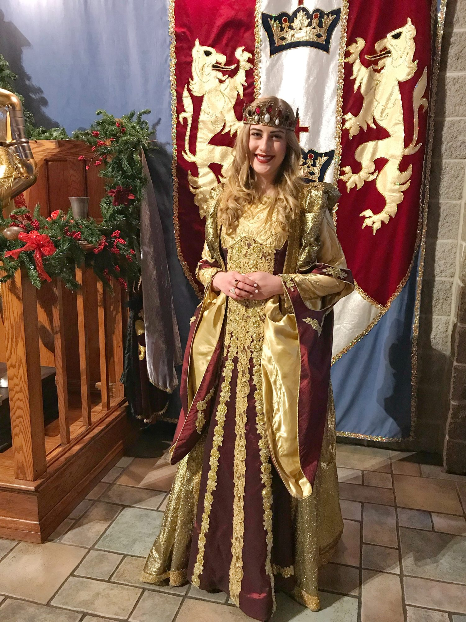 Majesty at Medieval Times