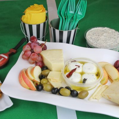 Best Cheese Plate for Game Day Party