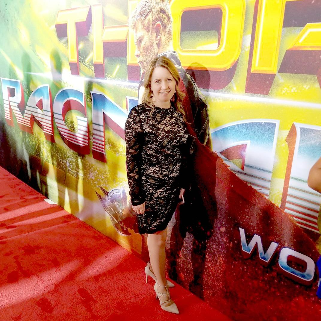 Thor: Ragnarok red carpet premiere