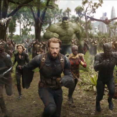 Avengers: Infinity War on Digital HD + Blu-ray