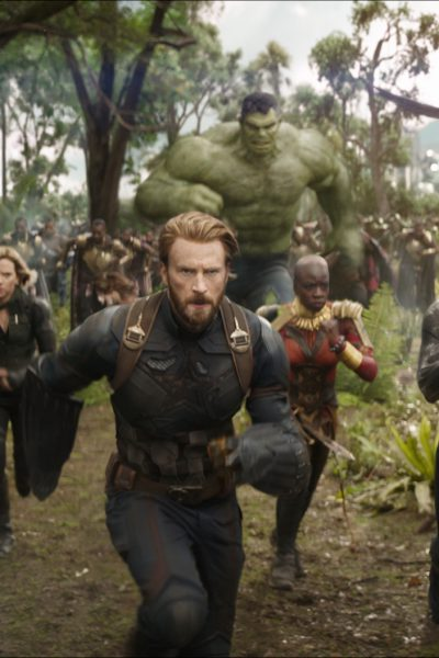 Free Family Fun Event in Dallas – Avengers: Infinity War