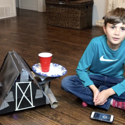 How to Get Creative with Your littleBits Droid