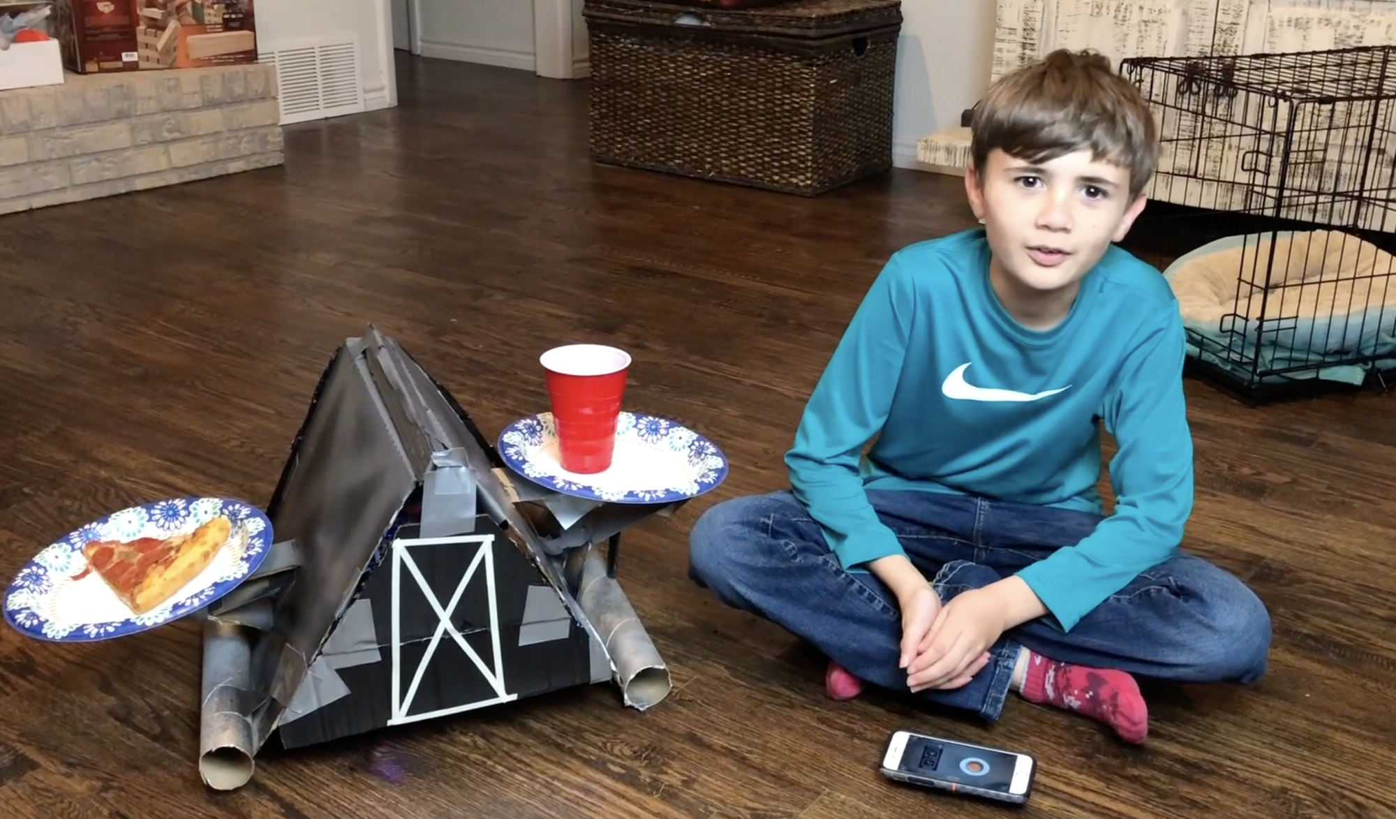 littleBits Droid #InventorsWanted Contest Entry